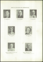 Page 9, 1937 Edition, Niles High School - Tattler Yearbook (Niles, MI) online yearbook collection