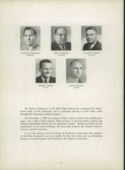 Page 10, 1950 Edition, Niles High School - Tattler Yearbook (Niles, MI) online yearbook collection