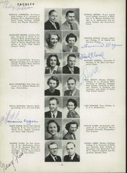 Page 12, 1950 Edition, Niles High School - Tattler Yearbook (Niles, MI) online yearbook collection