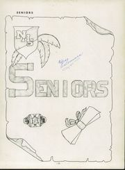 Page 17, 1950 Edition, Niles High School - Tattler Yearbook (Niles, MI) online yearbook collection