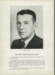 Page 8, 1950 Edition, Niles High School - Tattler Yearbook (Niles, MI) online yearbook collection