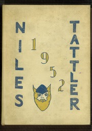 1952 Edition, Niles High School - Tattler Yearbook (Niles, MI)