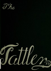 1953 Edition, Niles High School - Tattler Yearbook (Niles, MI)