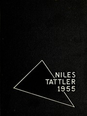 1955 Edition, Niles High School - Tattler Yearbook (Niles, MI)