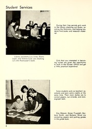 Page 12, 1955 Edition, Niles High School - Tattler Yearbook (Niles, MI) online yearbook collection
