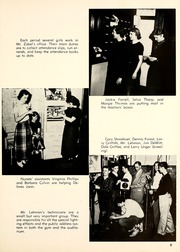 Page 13, 1955 Edition, Niles High School - Tattler Yearbook (Niles, MI) online yearbook collection
