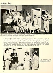 Page 14, 1955 Edition, Niles High School - Tattler Yearbook (Niles, MI) online yearbook collection