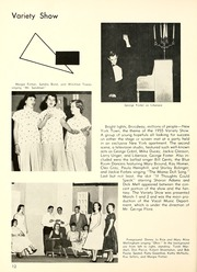 Page 16, 1955 Edition, Niles High School - Tattler Yearbook (Niles, MI) online yearbook collection
