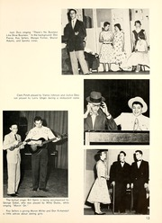 Page 17, 1955 Edition, Niles High School - Tattler Yearbook (Niles, MI) online yearbook collection