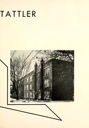 Page 7, 1955 Edition, Niles High School - Tattler Yearbook (Niles, MI) online yearbook collection