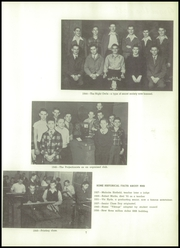 Page 11, 1957 Edition, Niles High School - Tattler Yearbook (Niles, MI) online yearbook collection