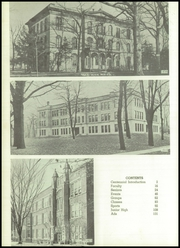 Page 6, 1957 Edition, Niles High School - Tattler Yearbook (Niles, MI) online yearbook collection
