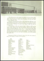 Page 7, 1957 Edition, Niles High School - Tattler Yearbook (Niles, MI) online yearbook collection