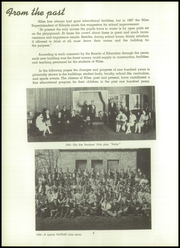 Page 8, 1957 Edition, Niles High School - Tattler Yearbook (Niles, MI) online yearbook collection