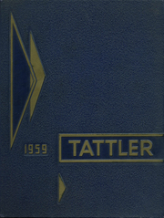 Page 1, 1959 Edition, Niles High School - Tattler Yearbook (Niles, MI) online yearbook collection