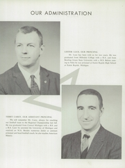 Page 11, 1959 Edition, Niles High School - Tattler Yearbook (Niles, MI) online yearbook collection