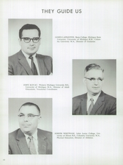 Page 14, 1959 Edition, Niles High School - Tattler Yearbook (Niles, MI) online yearbook collection