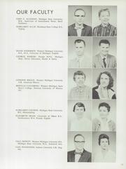 Page 15, 1959 Edition, Niles High School - Tattler Yearbook (Niles, MI) online yearbook collection