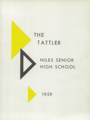Page 5, 1959 Edition, Niles High School - Tattler Yearbook (Niles, MI) online yearbook collection
