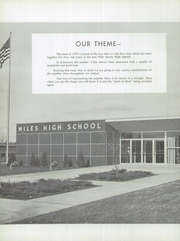 Page 6, 1959 Edition, Niles High School - Tattler Yearbook (Niles, MI) online yearbook collection