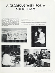 Page 15, 1987 Edition, Niles High School - Tattler Yearbook (Niles, MI) online yearbook collection