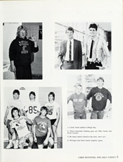 Page 9, 1987 Edition, Niles High School - Tattler Yearbook (Niles, MI) online yearbook collection