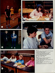 Page 17, 1989 Edition, Niles High School - Tattler Yearbook (Niles, MI) online yearbook collection