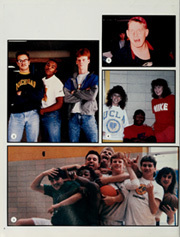 Page 8, 1989 Edition, Niles High School - Tattler Yearbook (Niles, MI) online yearbook collection