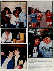 Page 9, 1989 Edition, Niles High School - Tattler Yearbook (Niles, MI) online yearbook collection