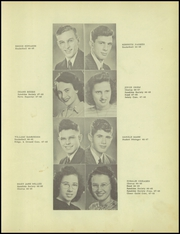 Page 15, 1948 Edition, Forest High School - Log Yearbook (Forest, IN) online yearbook collection