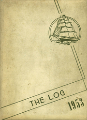 1953 Edition, Forest High School - Log Yearbook (Forest, IN)