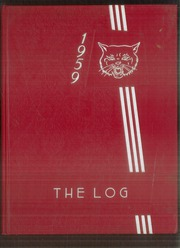 1959 Edition, Forest High School - Log Yearbook (Forest, IN)