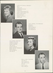 Page 13, 1959 Edition, Forest High School - Log Yearbook (Forest, IN) online yearbook collection