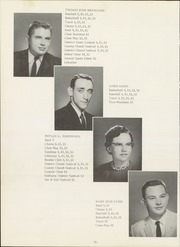Page 14, 1959 Edition, Forest High School - Log Yearbook (Forest, IN) online yearbook collection