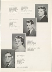 Page 15, 1959 Edition, Forest High School - Log Yearbook (Forest, IN) online yearbook collection