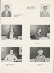 Page 9, 1959 Edition, Forest High School - Log Yearbook (Forest, IN) online yearbook collection