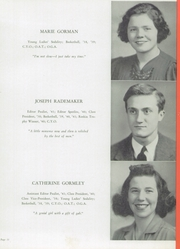 Page 13, 1941 Edition, St Paul High School - Paulist Yearbook (Marion, IN) online yearbook collection