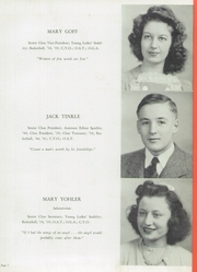 Page 9, 1941 Edition, St Paul High School - Paulist Yearbook (Marion, IN) online yearbook collection
