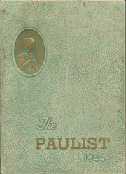 1944 Edition, St Paul High School - Paulist Yearbook (Marion, IN)
