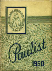 1950 Edition, St Paul High School - Paulist Yearbook (Marion, IN)