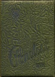 1952 Edition, St Paul High School - Paulist Yearbook (Marion, IN)