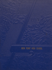 Page 1, 1953 Edition, New Point High School - Momentos Yearbook (New Point, IN) online yearbook collection