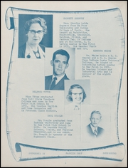 Page 12, 1953 Edition, New Point High School - Momentos Yearbook (New Point, IN) online yearbook collection