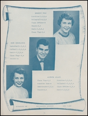 Page 15, 1953 Edition, New Point High School - Momentos Yearbook (New Point, IN) online yearbook collection