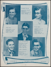 Page 17, 1953 Edition, New Point High School - Momentos Yearbook (New Point, IN) online yearbook collection