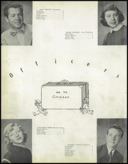 Page 12, 1955 Edition, Marco High School - Yearbook (Marco, IN) online yearbook collection