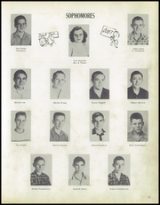 Page 17, 1955 Edition, Marco High School - Yearbook (Marco, IN) online yearbook collection