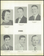 Page 12, 1956 Edition, Marco High School - Yearbook (Marco, IN) online yearbook collection