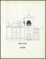 Page 5, 1956 Edition, Marco High School - Yearbook (Marco, IN) online yearbook collection