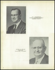 Page 6, 1956 Edition, Marco High School - Yearbook (Marco, IN) online yearbook collection